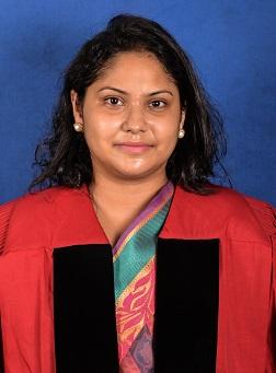 Ms. Padmaja Wijesooriya