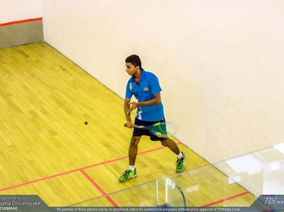 KDU Squash Players Excel in SSC Open Squash Championship – 2016