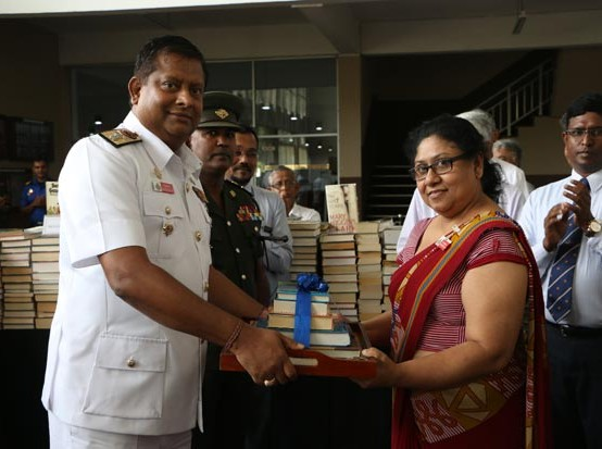 Book Donation Programme KDU