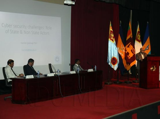Panel Discussion on Cyber Security Challenges in Sri Lanka
