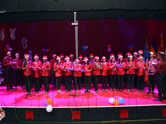 The Annual X'mas Carols of KDU