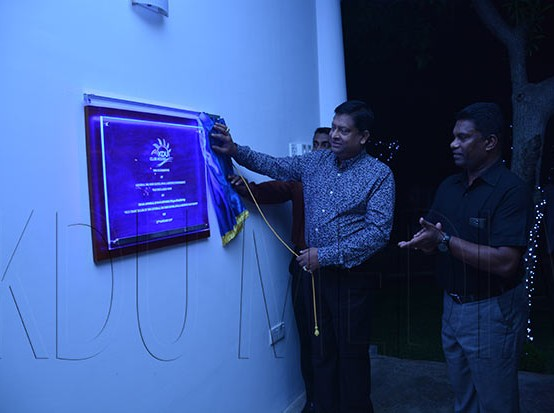 Opening of the KDU Club House