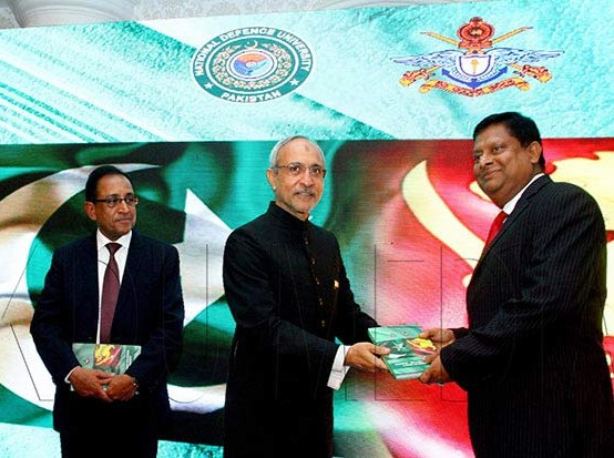 Launch of the Publication Titled 'Pakistan-Sri Lanka Relations: A Story of Friendship'