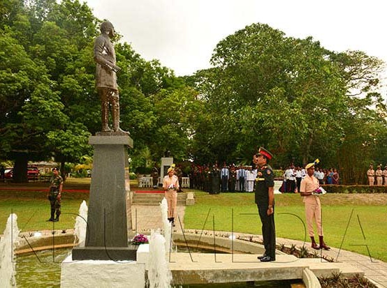 120th Birth Anniversary of General Sir John Kotelawala