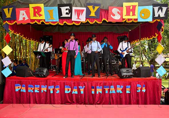 Parents' Day of Intake 34