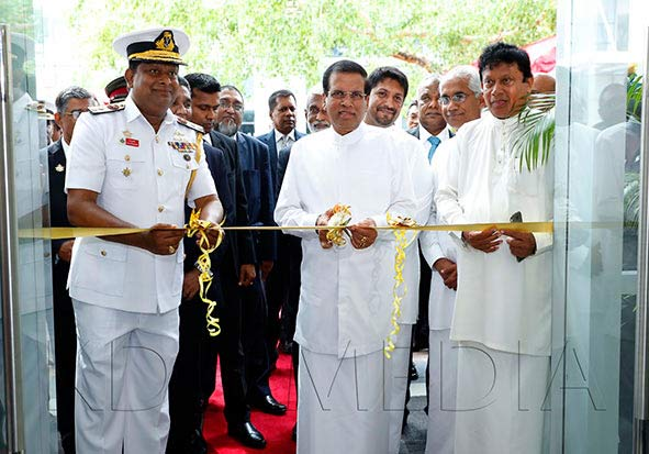 Soft opening of the General Sir John Kotelawala Defence University Hospital