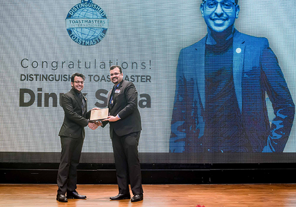 8th Installation Ceremony of the KDU Toastmasters Club
