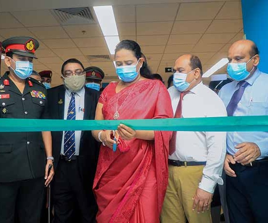 The Inauguration Ceremony of  Nephrology & Dialysis Unit at the University Hospital, Kotelawala Defence University