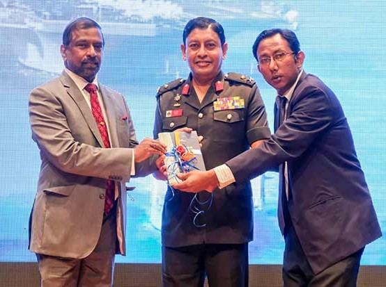 KDU Book Launch Comprehensive Maritime Security in the Indian Ocean Region: Challenges and Opportunities