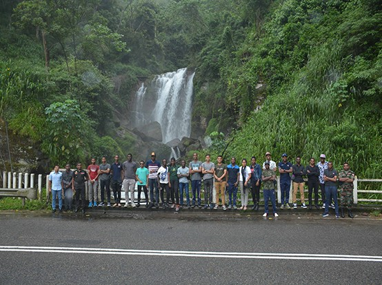 Foreign Cadets' Excursion – 2020