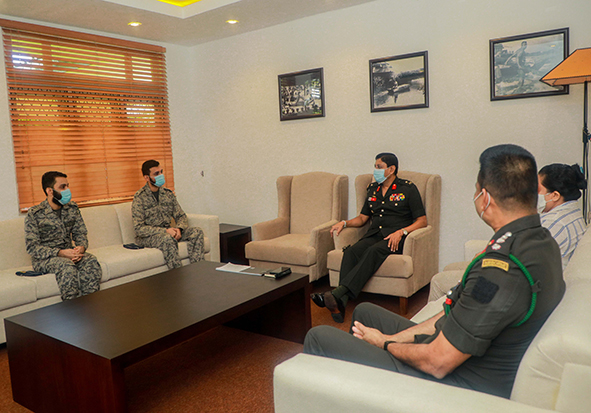 Farewell to Pakistan Air Force Officer Cadets