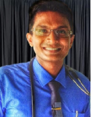 First to Be the Doctor of Medicine of KDU