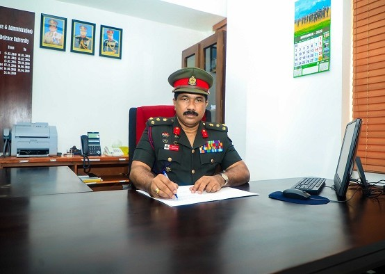 New Deputy Vice Chancellor (Defence and Administration)