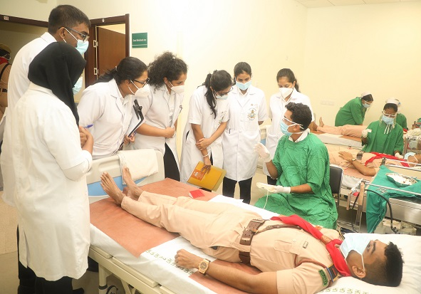KDU Rover Scout – Blood Donation