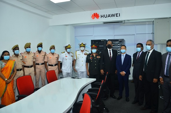 The Opening Ceremony of Huawei Innovation Laboratory