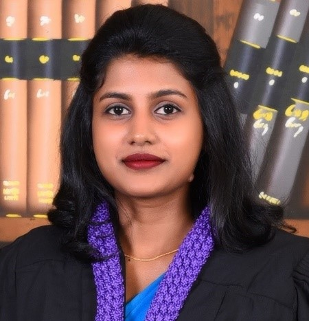KDU Law Graduate Tops the Batch at the Law College
