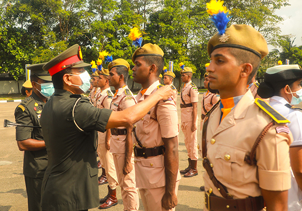 Appointment of Cadet Government – 2021