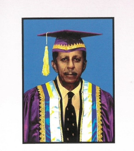 The Demise of The First Chancellor of the General Sir John Kotelawala Defence University